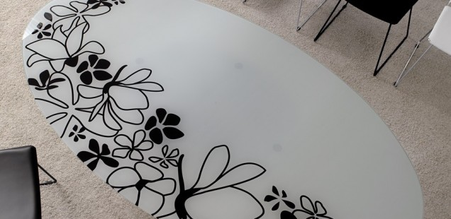 Arredare con un tavolo ovale seguendo i dettami del Feng Shui