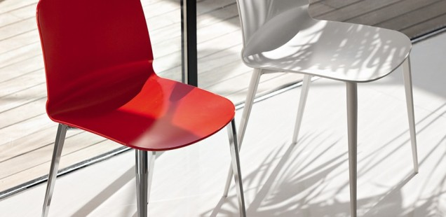 Come scegliere le sedie da cucina arredamento sedie for Sedie particolari da cucina