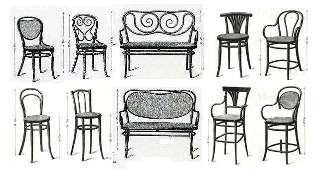 Thonet e la sedia n°14