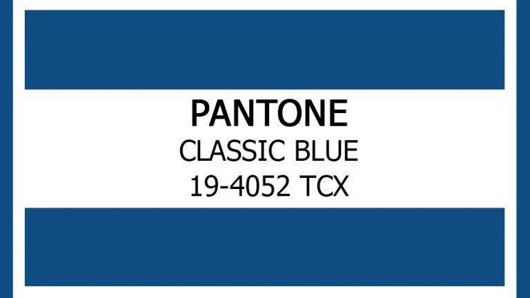 pantone 19-4052 colore dell'anno 2020